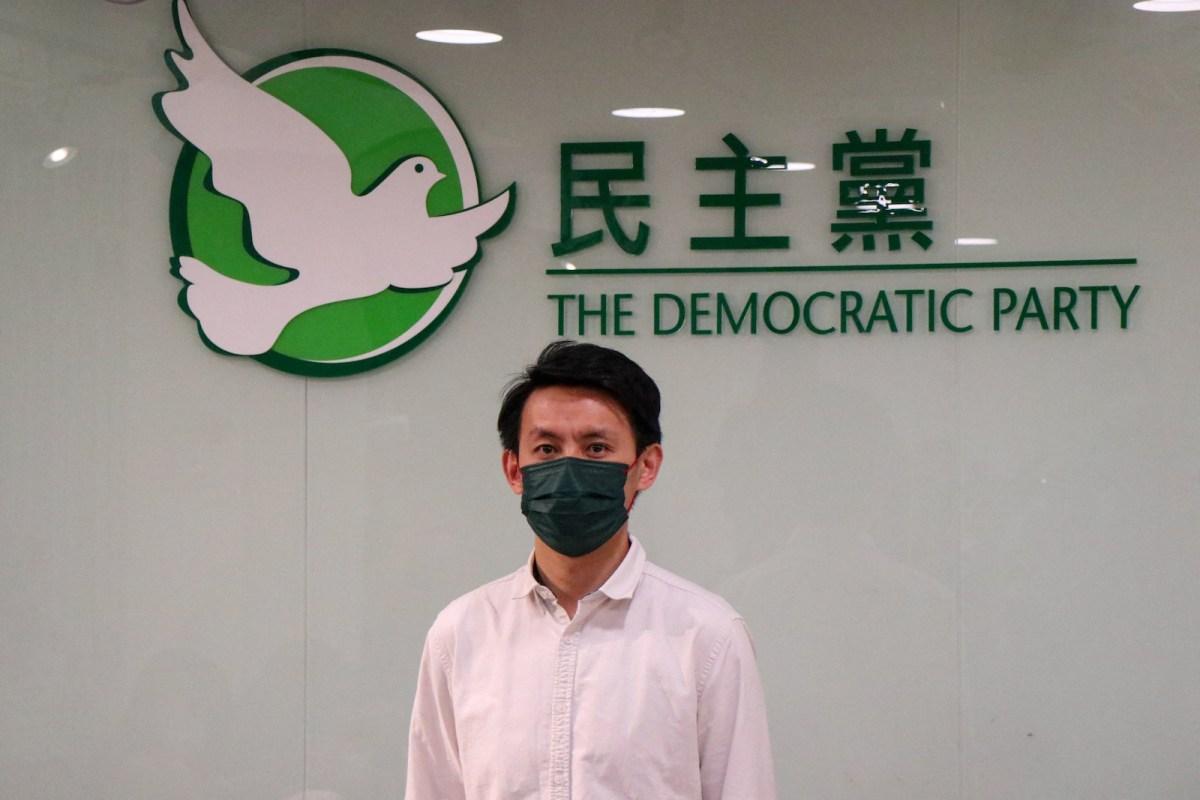 HK pro-democracy party shuns 'patriot only' polls