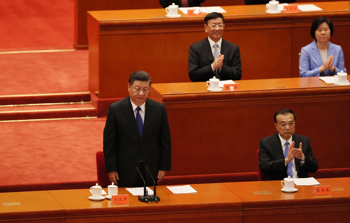 Xi Jinping promises peaceful Taiwan reunification
