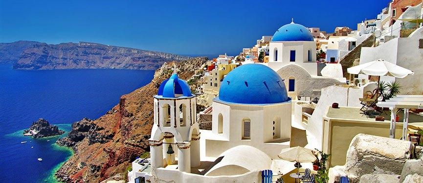 希臘聖托里尼島酒莊和火山之旅-369 美金/人 - 松翰