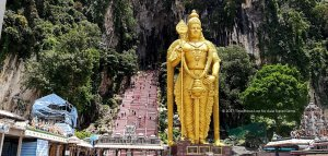 Best Places To Visit In Kuala Lumpur - Batu Caves