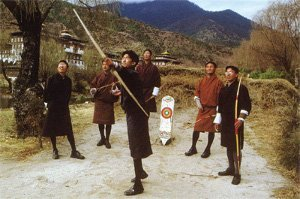 Best Places To Visit In Thimphu, Bhutan - Archery, Bhutan's National Sport