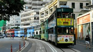 Best Places to Visit in Asia - Hong Kong's Buses