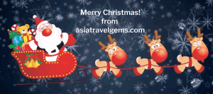 Best Places To Visit In Asia by Asia Travel Gems Wishes Everyone Merry Christmas header