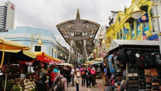 Things To Do In Kuala Lumpur - Central Market - Kasturi Walk