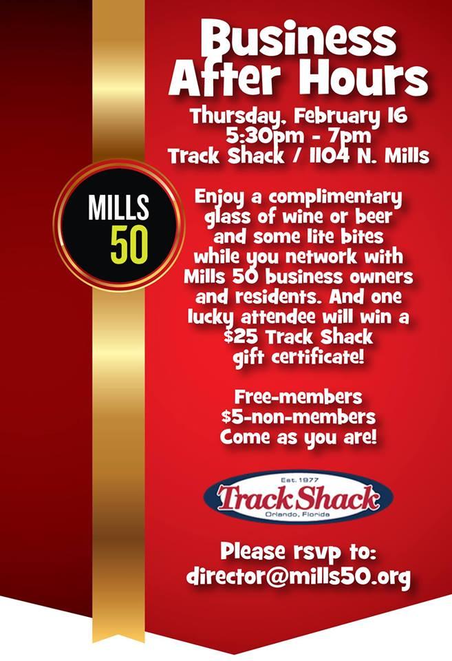 Mills 50 BAH