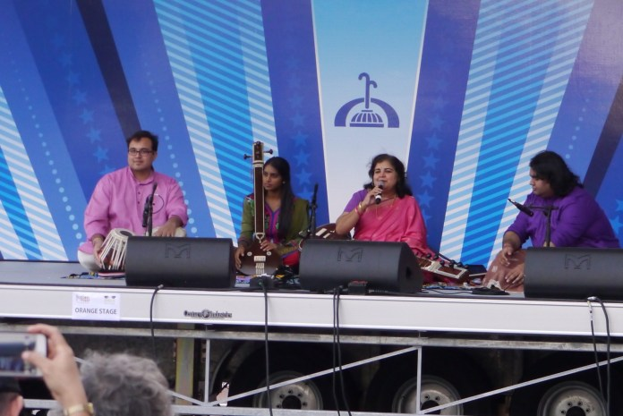 Indian music by Asian Cultural Association