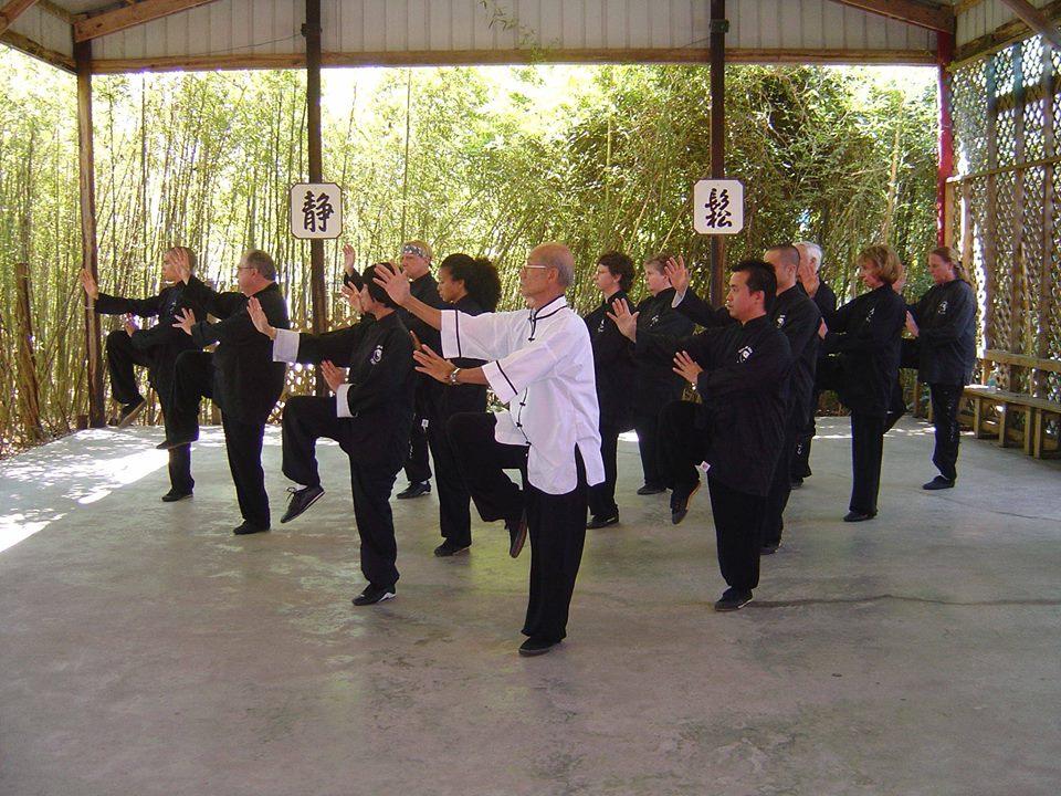 WORLD TAI CHI DAY at Wah Lum Temple
