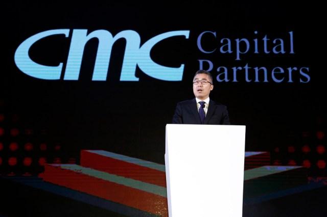 Chairman of CMC Capital Ruigang Li