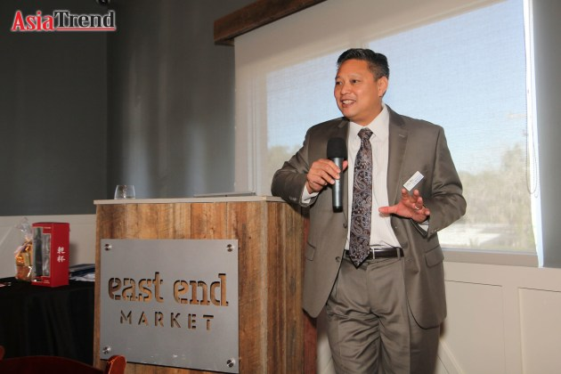 John Mai of Merrill Lynch Wealth Management