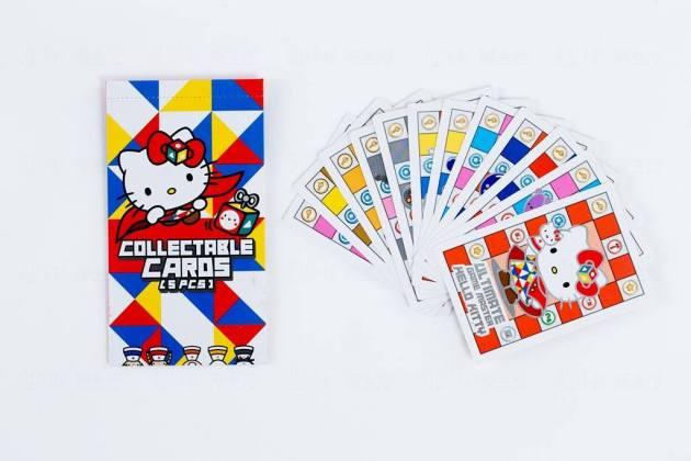 Sanrio Game Master cards