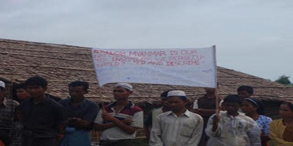 Stop the Atrocities in Rakhine