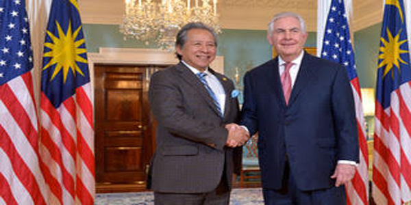 Taking Malaysia-US Ties to a New High