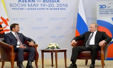 Russia-ASEAN Relations: Where Are they headed?
