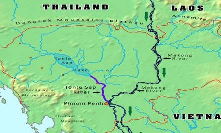 Mekong is Not a Canal