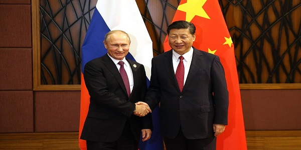 China: Western Media Cannot Alienate China, Russia