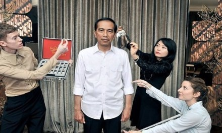 Indonesia: 'Minor Reshuffle' and Jokowi's Own Political Survival