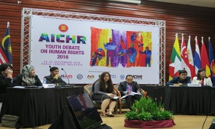 AHEAD OF 10TH BIRTHDAY, ASEAN RIGHTS BODY FAILS TO EVOLVE