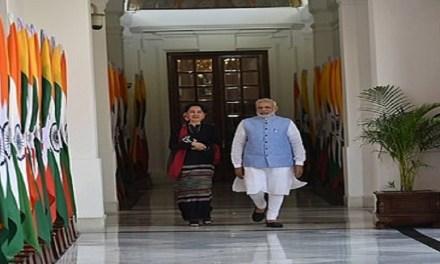 INDIA, CHINA AND THE ROHINGYA ISSUE