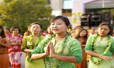 MYANMAR-GIRL POWER IS GOOD FOR SOCIETY