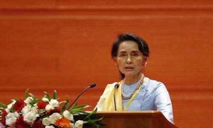 MYANMAR IN DISARRAY