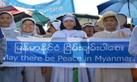 MYANMAR – WE ARE TIRED OF THE CIVIL WAR: STANDING UP FOR PEACE AND DEMOCRACY