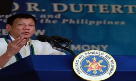 PHILIPPINES-DEFYING THE PRESIDENT