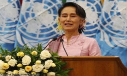 MYANMAR-LEADER WITH A BOLD VISION