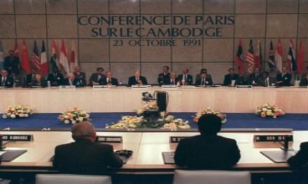 PARIS PEACE ACCORDS ARE STILL IMPORTANT FOR CAMBODIA
