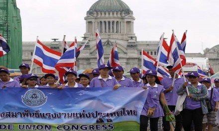 THAILAND-TOWARDS A MORE EQUITABLE DIVISION OF LABOR