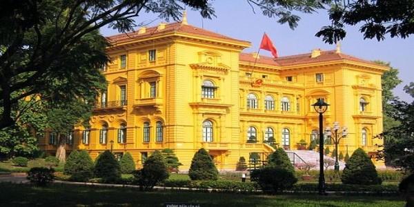 DEATH OF PRESIDENT: NO POWER VACUUM IN VIETNAM B