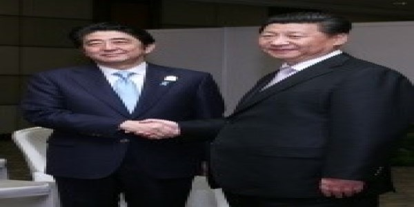 JAPAN AND CHINA RESUME TOP-LEVEL DIPLOMACY