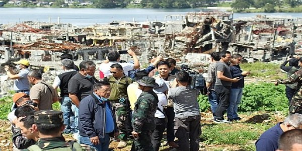 PHILIPPINES-MARAWI, ONE YEAR LATER