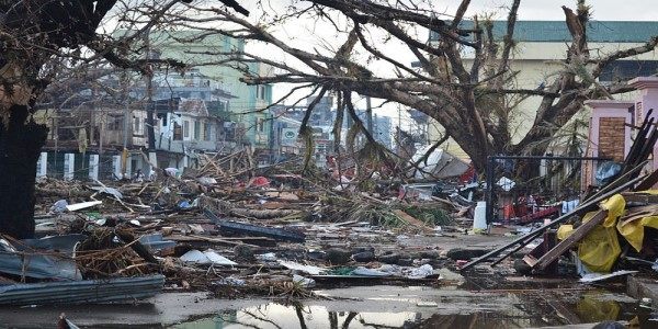 PHILIPPINES-THE ECONOMIC COST OF DISASTERS