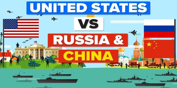 CHINA-US PLAYING RUSSIAN ROULETTE WITH THE GLOBAL ECONOMY