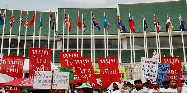 THAILAND-ASEAN CHAIRMANSHIP HAS MANY LIMITATIONS