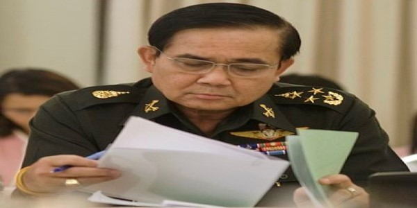 THAILAND-AN EX-COP WHO HAS NO FEAR OF THE GENERALS