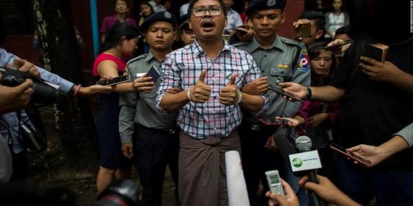 MYANMAR-TWELVE MONTHS TOO LONG