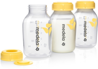medela bottle 3x150ml
