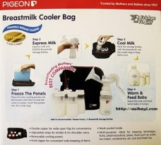 Pigeon Breastmilk Cooler Bag