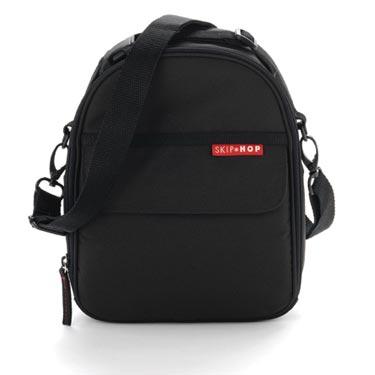 triple botle bag skiphop black