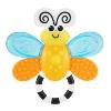 sassy flutterby teether
