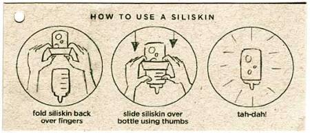 how to use siliskins