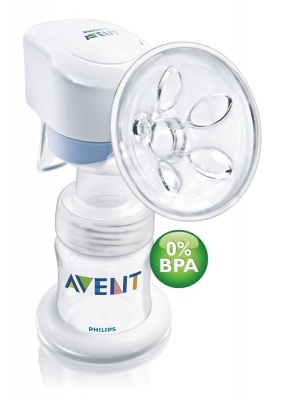 Avent Electric Breastpump PP SCF312-01