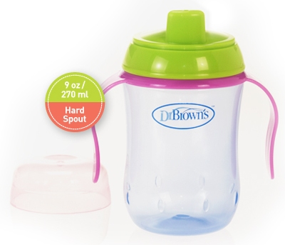 drbrowns hardspout training cups
