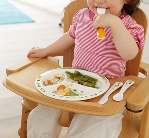 avent divider plate in use