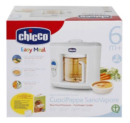 Chico easy mill food processor