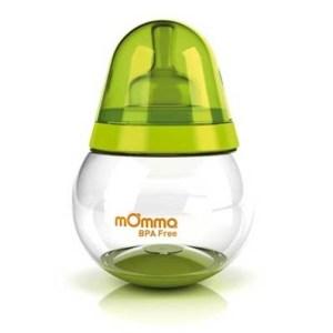 momma rockin bottle green