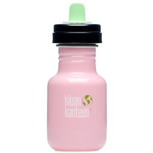 kid kanteen sippy cup pink