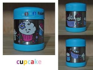 Thermos Funtainer Foodjar Cupcake