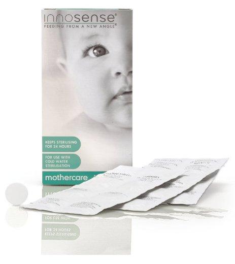 Innosense Sterilising Tablets